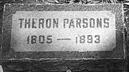 Theron Parsons